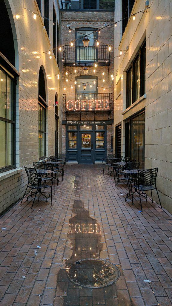 pretty coffee café