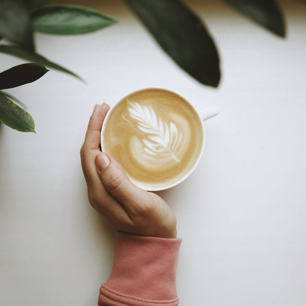 latte art and coffee reviews