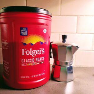Folgers Classic Roast Coffee, Medium Roast Ground Coffee