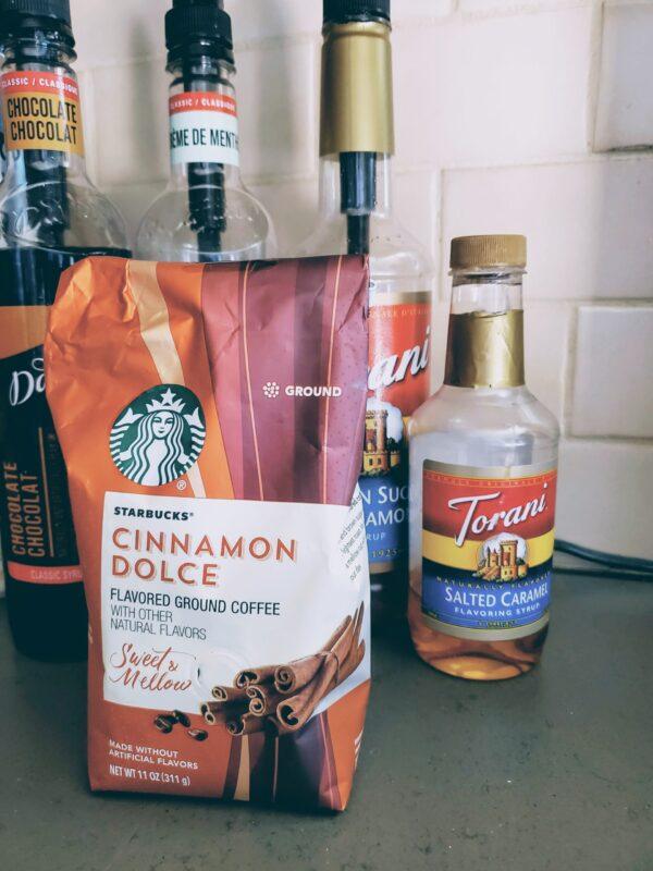 Starbucks Cinnamon Dolce Ground Coffee Review