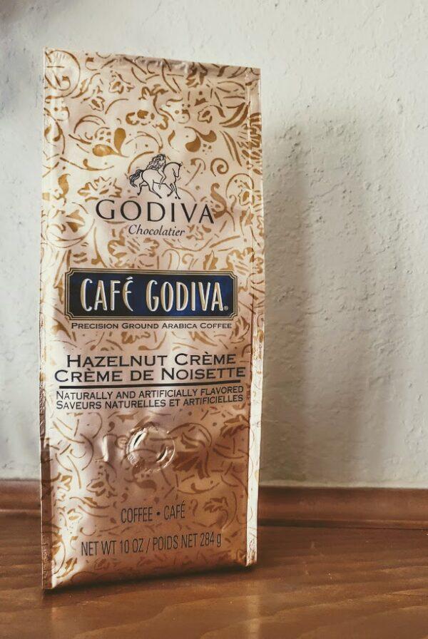 Godiva Coffee Hazelnut